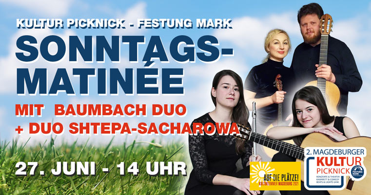 Baumbach Duo und Duo Shtepa-Sacharowa