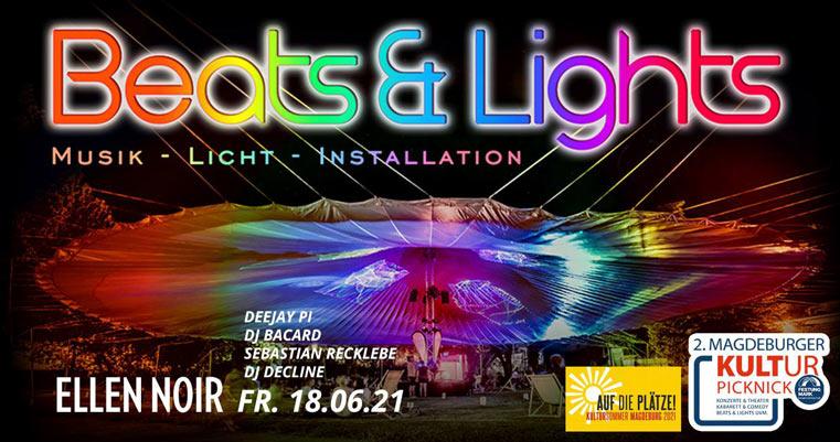 Beats & Lights mit Ellen Noir