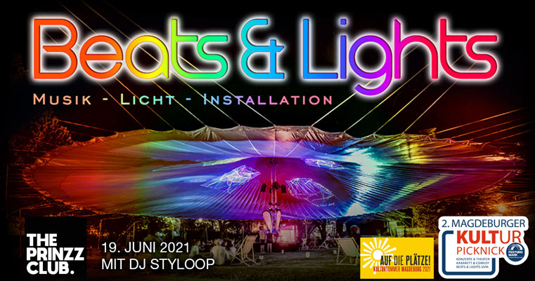 Beats & Lights mit Prinzzclub