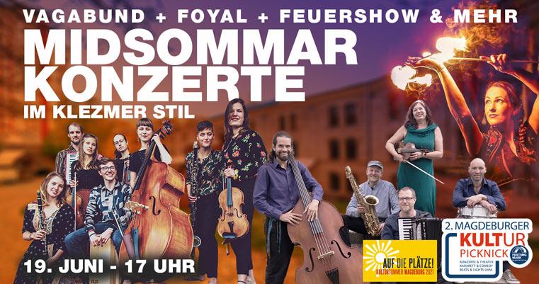 Midsommar Konzerte