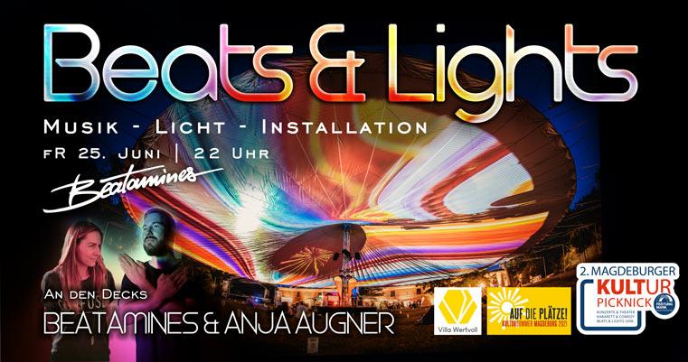 Beats & Lights mit Beatamines