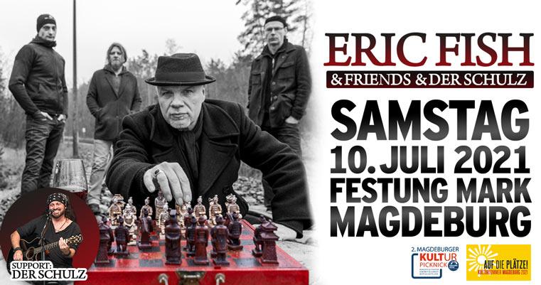 Eric Fish & Friends + Der Schulz