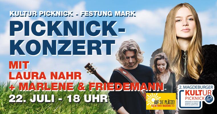 Laura Nahr x Marlene & Friedemann