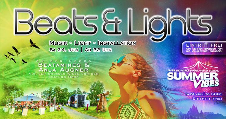 Beats & Lights Summer Vibes Edition