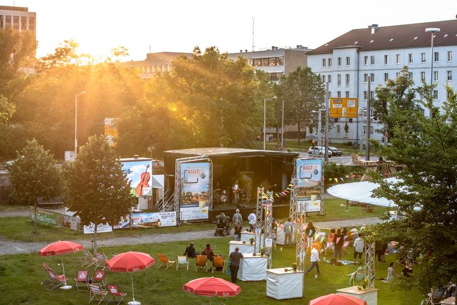 Eröffnung Kultur Picknick